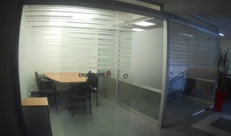 Oficinas Ducasse Industrial