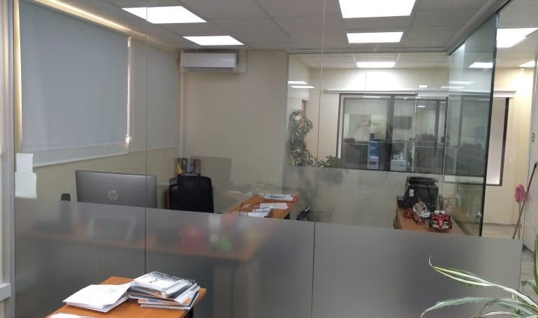 Oficinas Comercial Austral, Quilicura