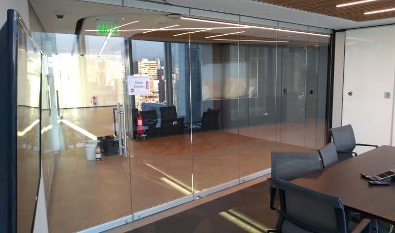 Nuevas oficinas LENOVO, Las Condes