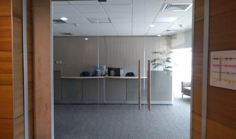 Oficinas, Vitacura