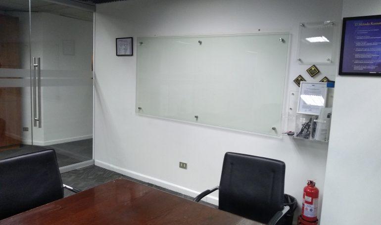 Oficinas Modular Minning, Las Condes