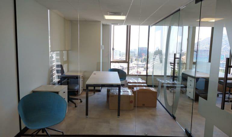 Oficinas Cantagallo, Las Condes