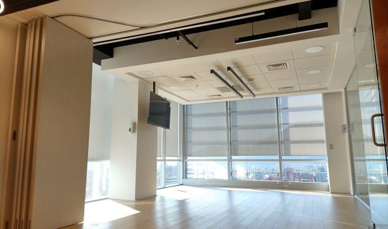 Nuevas oficinas BUPA, Las Condes